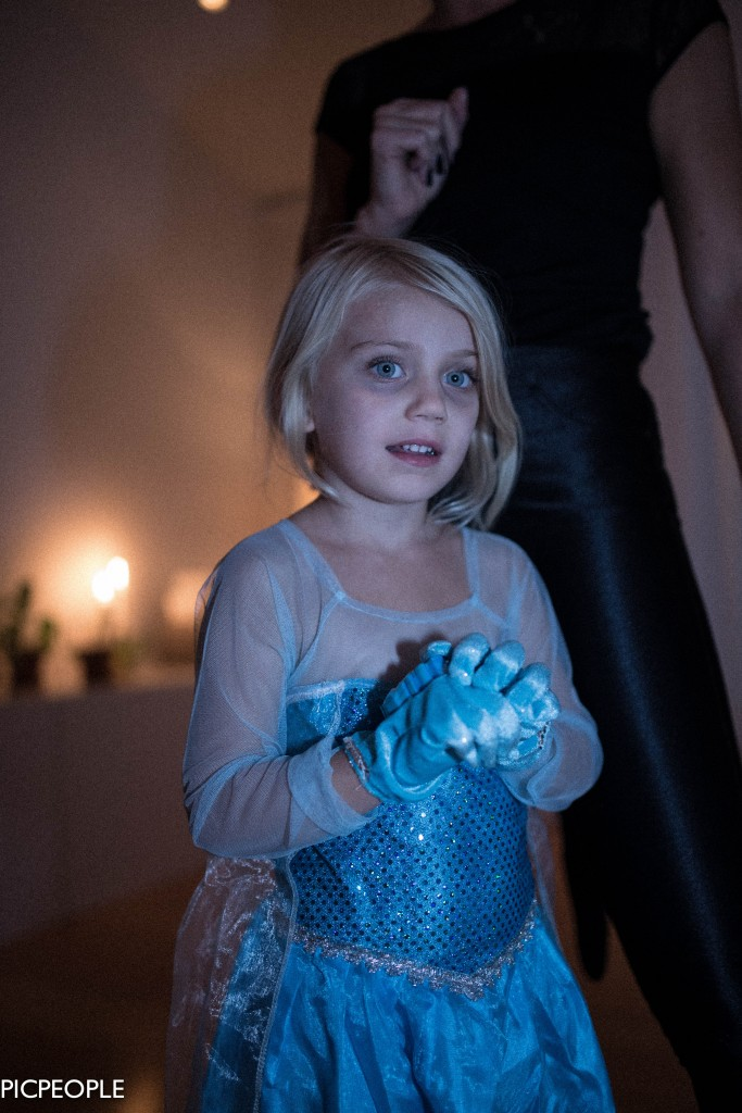 The real Elsa.