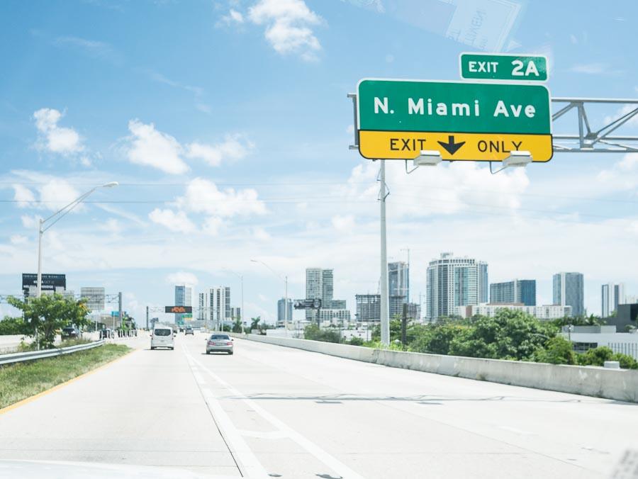 Sen igår har vi inkvarterat oss i Miami South Beach.